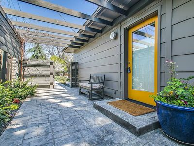 Photo for #HabitueHomes The Modern Studio w/ Garden View