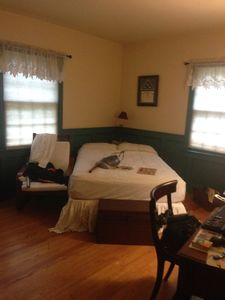 Photo for Private bedroom and bathroom.