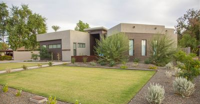 Photo for Brand-new contemporary custom home in Arcadia + Heated Pool/Spa!