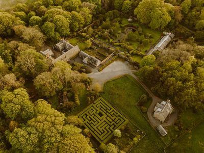 Photo for Rural Magic: Sumptuous Fern Forest House  on 2000-acre Private Estate by the Sea