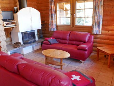 Photo for Vacation home Bardane in Nendaz - 8 persons, 4 bedrooms