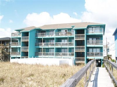 Photo for LARGE/Spacious Oceanfront 3 bedroom Condo (3 king size beds!) in Carolina Beach with stunning views!!