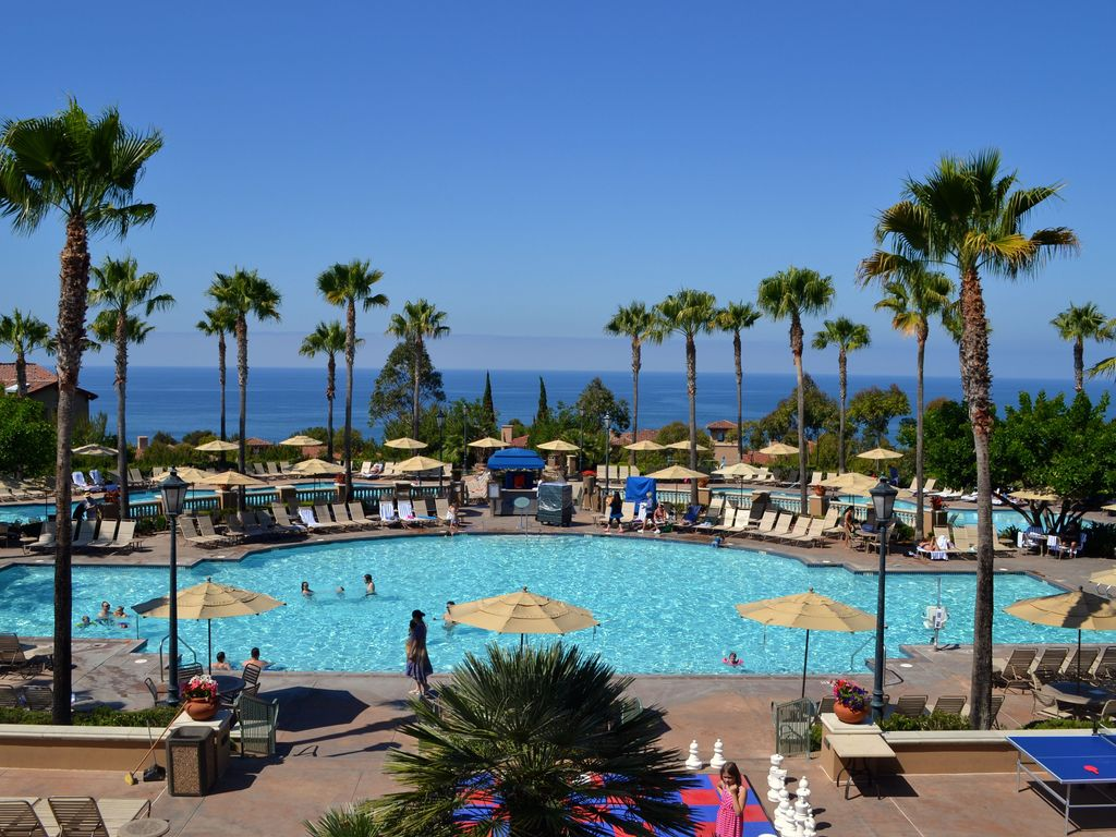 Marriott Newport Coast Villas Amazing 5 Star Resort