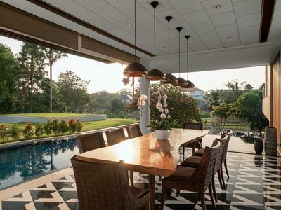 Photo for Canggu 5 Bedroom Spacious Garden Villa