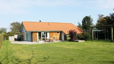 Photo for Cozy, child-friendly holiday home on the beautiful Baltic Sea island Alsen