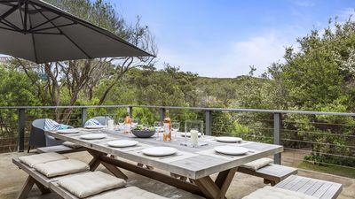 Photo for Sorrento family beach house in peaceful setting