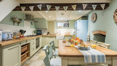 Photo for Rose Cottage, a luxury cottage to sleep a family of four in the heart of St Ives, with allocated parking