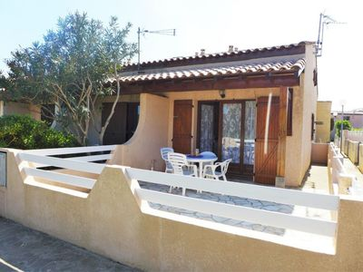 Photo for House in Gruissan with Parking, Internet, Washing machine, Terrace (96013)