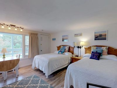 Photo for Seaside suite w/tennis courts and a shared pool, perfect for romantic getaways!
