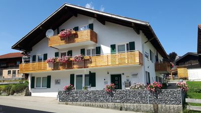 Photo for Holiday apartment Fischen for 1 - 4 persons with 2 bedrooms - Holiday apartment