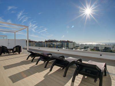 Photo for amazing penthouse near banus
