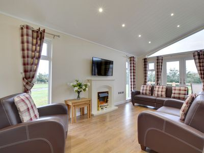 Photo for Cackle Hill Lodge 5 - Three Bedroom House, Sleeps 6