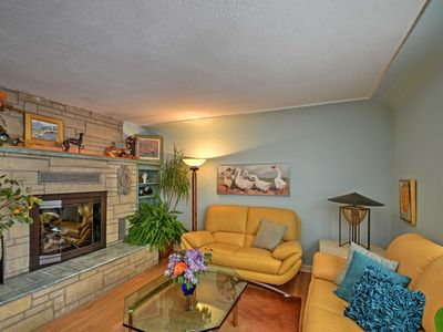 Photo for Cozy Colorado Springs Home w/Fireplace & Hot Tub!