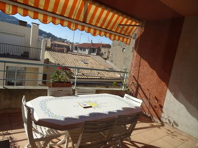 Photo for SET IN SÈTE Nice appartment 2/6 p air conditioned av. garage, 1 min from the canal 👑