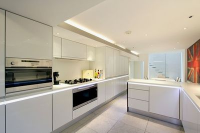 Bespoke Kitchen with Miele appliances