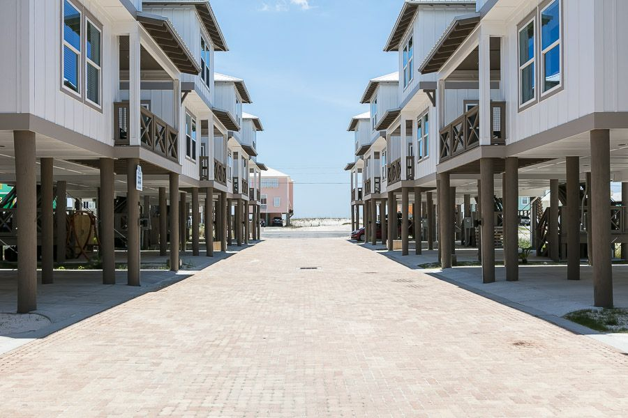 Purple Heron: 2 BR / 2 BA house in Gulf Shores, Sleeps 7