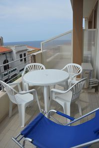 Photo for BRAND NEW APARTMENT WITH WI FI AND SEA VIEW IN FULL CENTER
