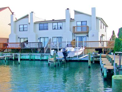 Photo for Sea Jay Townhouse 616C-Baywater 28th St, Free WiFi, W/D, AC