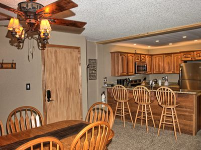 Photo for Fully RENOVATED & TRULY Ski-in/Out 1st Floor Unit! Best Location!