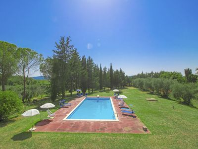 Photo for Vacation home Villa Rosa in Pitigliano - 8 persons, 4 bedrooms