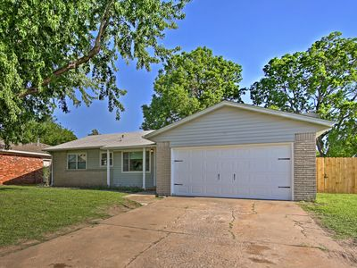 Photo for Spacious House w/ Yard - Mins from Downtown Tulsa!