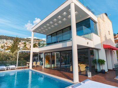 Photo for Stunning  Luxurious 5 Bedroom Villa Very Near the Sea in Kalkamar Bay , Kalkan