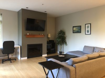 Photo for Squamish fully furnished getaway - Close to hiking, biking, and rock climbing!