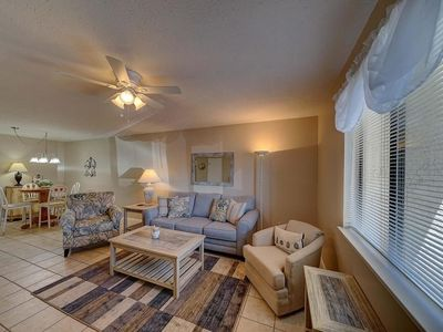 Photo for Impeccable - clean and bright - across from heated pool in Gulf Highlands