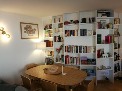 Photo for Charming Apartment Parisien, new and quiet.