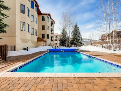 Photo for Meadows Penthouse A - Near Steamboat Ski Resort