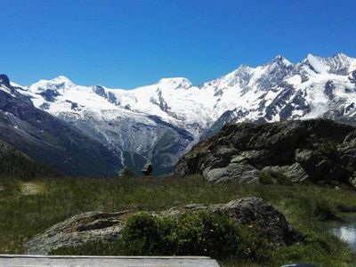 Photo for Apartment Mischi in Saas-Fee - 4 persons, 2 bedrooms