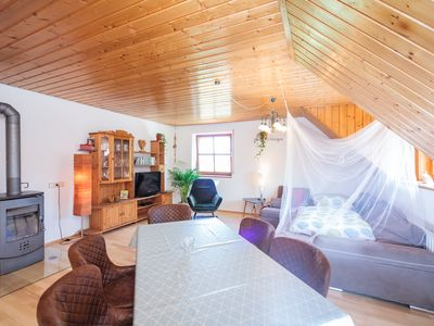 """Photo for Bright apartment """"In the Green"""" for 6-8 people near Lake Constance"""