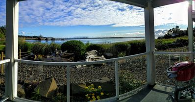 Photo for Bay front condo located in the heart of the Taft district of Lincoln City