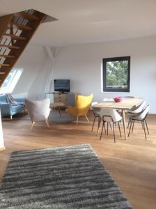 Photo for SUPERB DUPLEX CLOSE TO STRASBOURG AND ALSATIAN WINEROAD