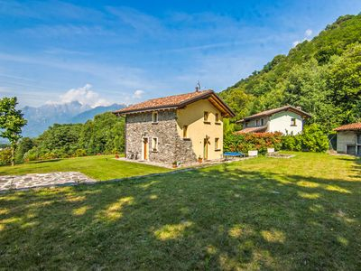 Photo for » Idyllic hillside location  » spacious living in a contemporary country-house style
