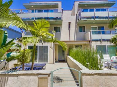 Photo for Ultimate San Diego Beach Escape; Steps to the Ocean and Bay