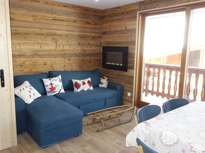 Photo for APARTMENT ALPE D'HUEZ CENTER STAITON