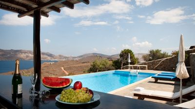 Photo for Villa Blance Mykonos 5br upto 11guests Private Pool