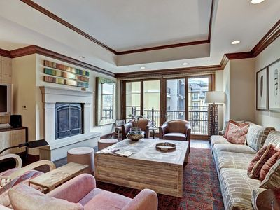 Photo for Luxury 3Br Mountain View Residence at the Ritz-Carlton, Vail