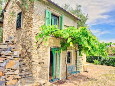 Photo for Country House / Farm House in Diano Castello with 1 bedroom and 2 beds