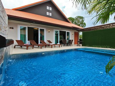 Photo for Private Pool Villa 3 beds A98