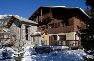 Photo for Very large chalet in high mountains!