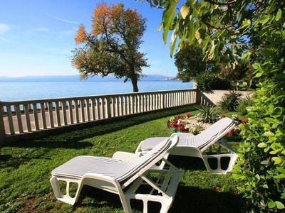 Photo for Holiday apartment Kraljevica for 4 - 6 persons with 2 bedrooms - Holiday apartment
