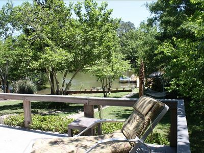Photo for Lake Murray Water Front Home,Private  Floating Dock,Boat Ramp
