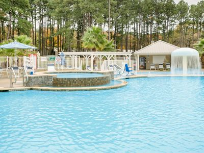 Photo for Villa Near Lake Palestine with Access to a Fitness Centre, 4 Pools, a Hot Tub + More