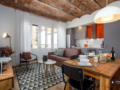 Photo for Friendly Rentals The Music VI apartment in Barcelona