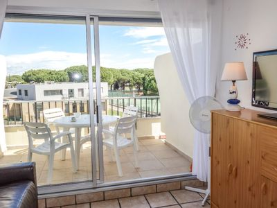 Photo for Apartment Les Jardins du Port in Port Camargue - 3 persons, 1 bedrooms