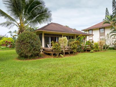 Photo for Paniolo #112 a 1bd, 2ba Affordable Standalone Cottage w/pool and in unit laundry