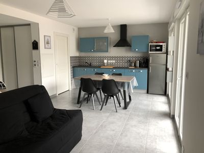 Photo for Gérardmer Center ville Holiday apartment in modern apartment in quiet