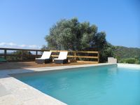 Charming small house with gorgeous pool in idyllic rural setting